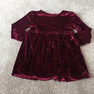 🔥BOGO🔥 Velvet Girls dress 3T